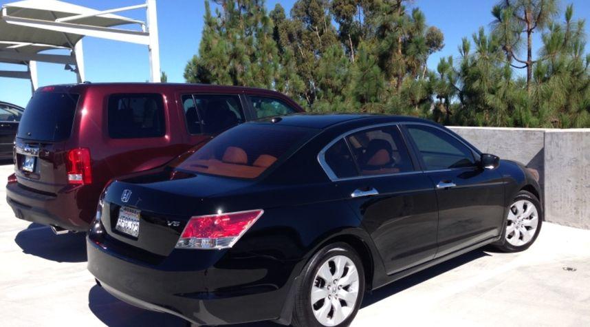 Main photo of Chris Witkowski's 2009 Honda Accord