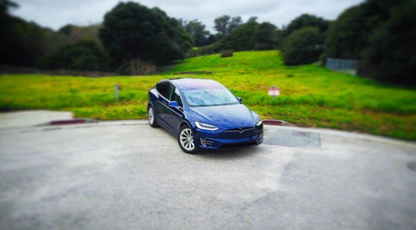 Main photo of Suwat Chaimungkla's 2016 Tesla Model X