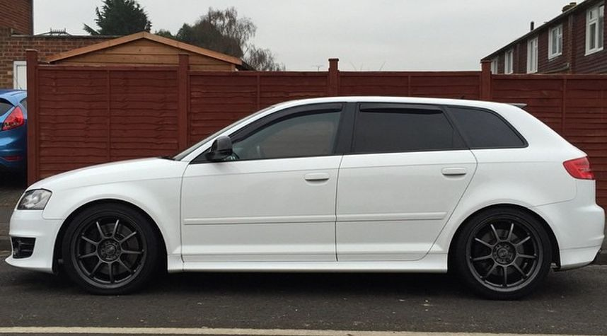 Main photo of Chris Whiteway's 2008 Audi S3