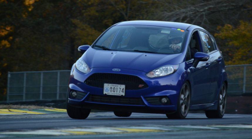 Main photo of Ben Sullivan's 2014 Ford Fiesta