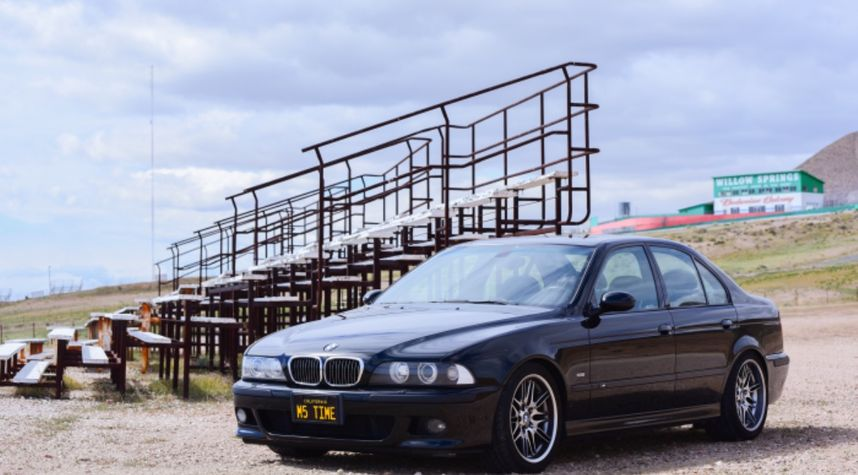 Main photo of Stephen Villagrasa's 2000 BMW M5