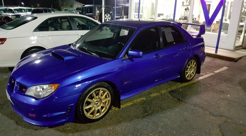 Main photo of Aaron Kelley's 2006 Subaru Impreza