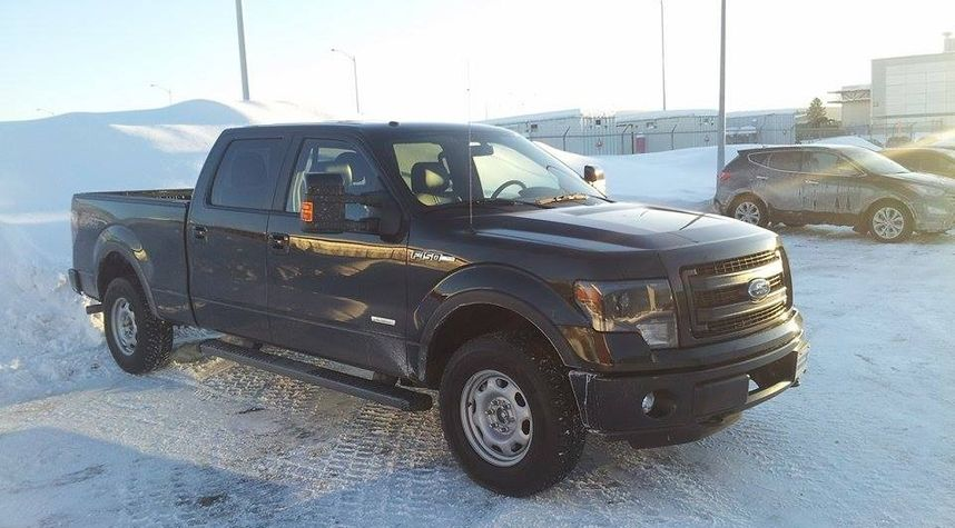 Main photo of Christian Dupont's 2014 Ford F-150