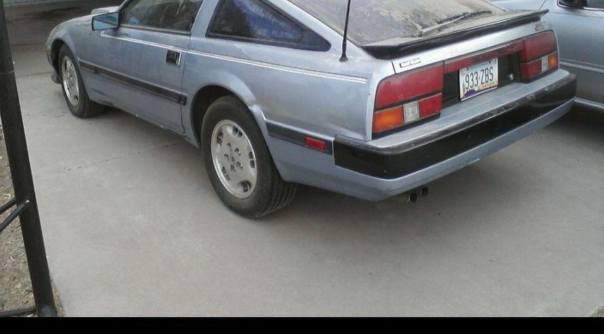 Main photo of Antonio Tayah's 1984 Nissan 300ZX