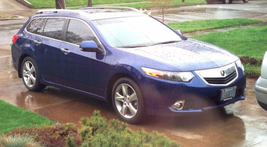 Main photo of Harald Heldt's 2011 Acura TSX Sport Wagon