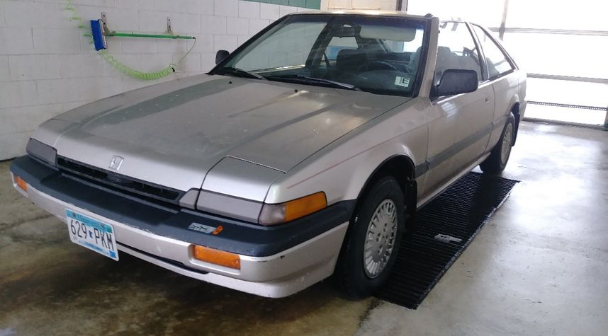 Main photo of Masen Jensen's 1987 Honda Accord