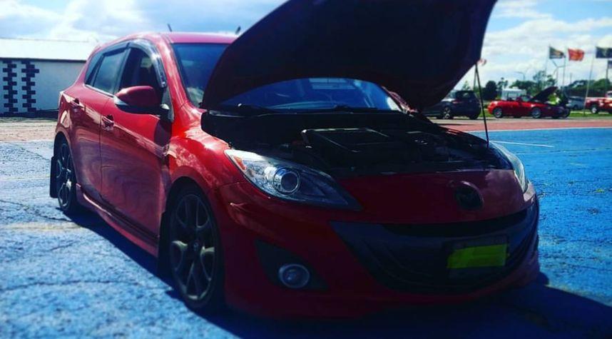 Main photo of Adam Jankowski's 2011 Mazda MAZDASPEED3
