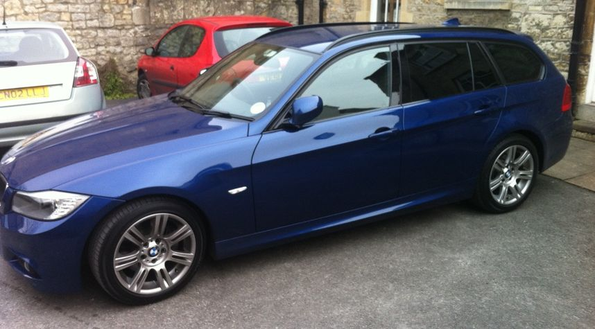 Main photo of ANDREW  Fuell 's 2011 BMW 3 Series