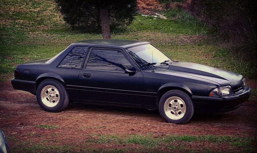 1989 Mustang Cobra Specs