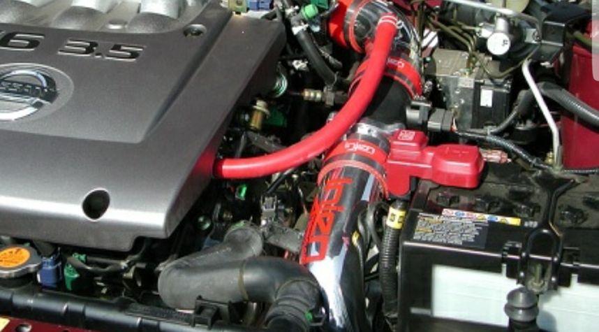 Main photo of Shawn Brown's 2002 Nissan Maxima