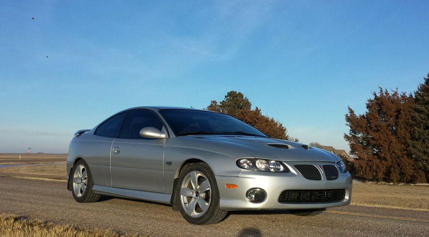 Main photo of Jason Blood's 2006 Pontiac GTO