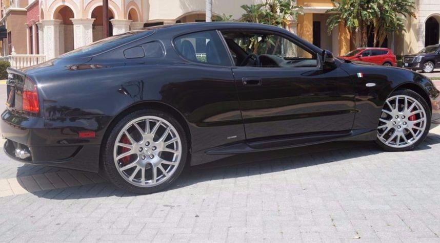 Main photo of Joseph Frascati's 2006 Maserati GranSport