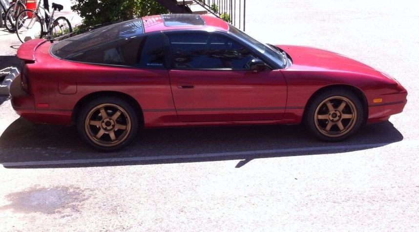 Main photo of Scott yo's 1992 Nissan 240SX