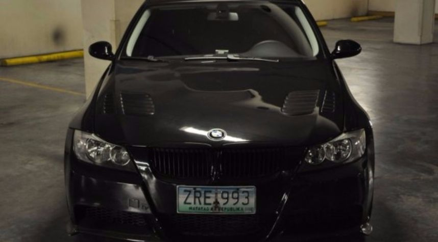 Main photo of Anderson Tan's 2010 BMW 3 Series