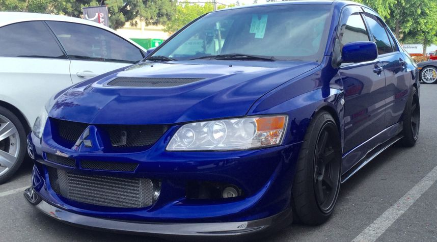 Main photo of Devon Poston's 2005 Mitsubishi Lancer Evolution