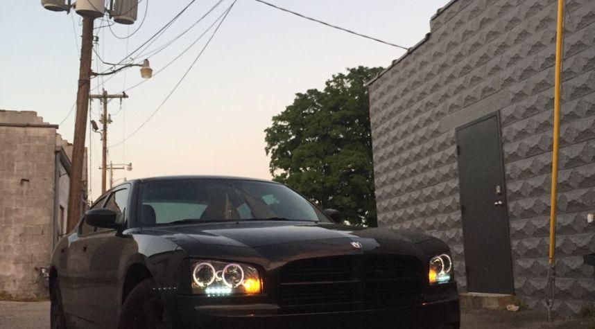 Main photo of Jace Lashley's 2007 Dodge Charger