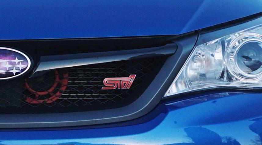 Main photo of Josh Veopradith's 2014 Subaru Impreza WRX
