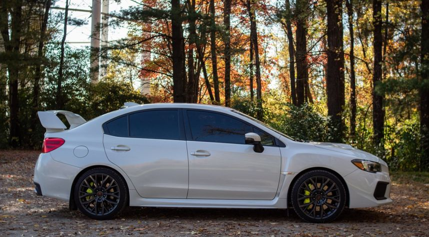 Main photo of Timothy Brown's 2019 Subaru WRX STI