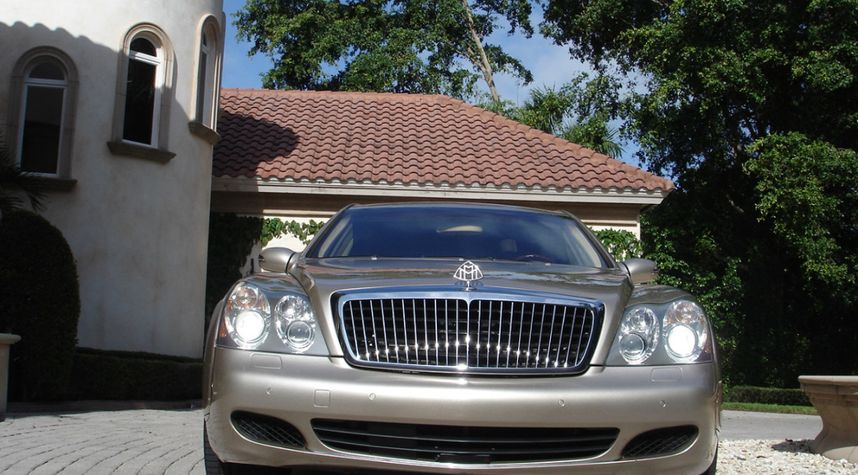 Main photo of Teddy Duane's 2007 Maybach 57