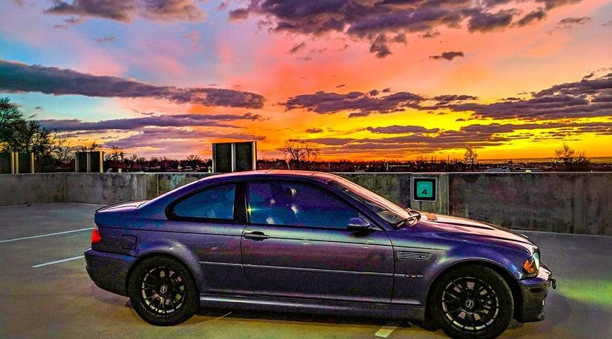 Main photo of Fred Shattell's 2002 BMW M3