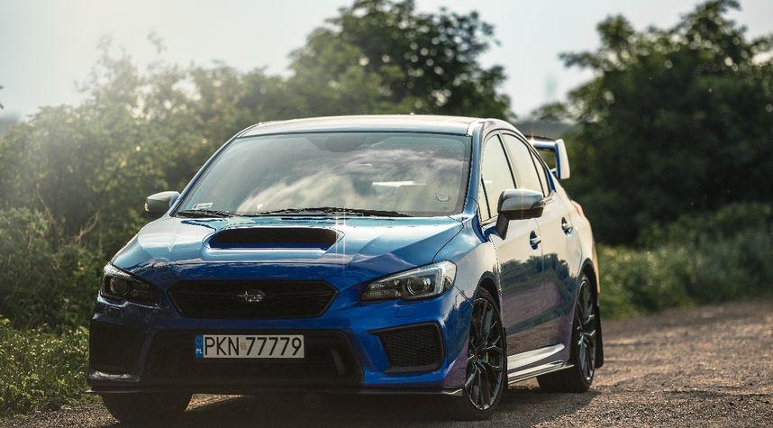 Main photo of Maciej MaJiN's 2018 Subaru WRX STI