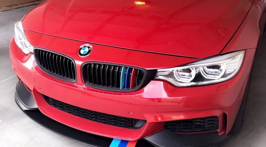 Main photo of David Velez's 2014 BMW 4 Series