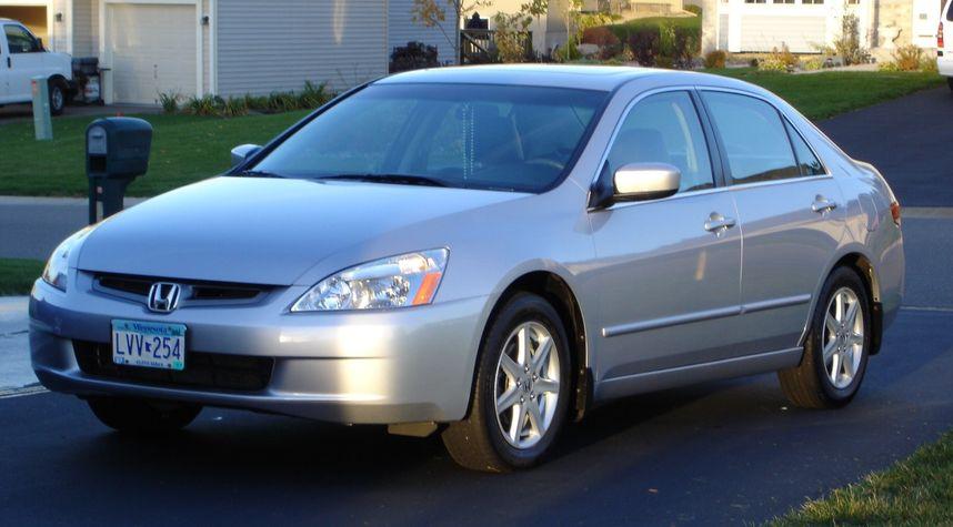 Main photo of Chris Witkowski's 2003 Honda Accord