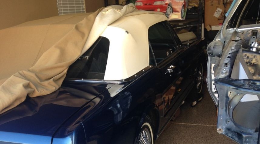 Main photo of Joseph Penney's 1966 Ford Mustang