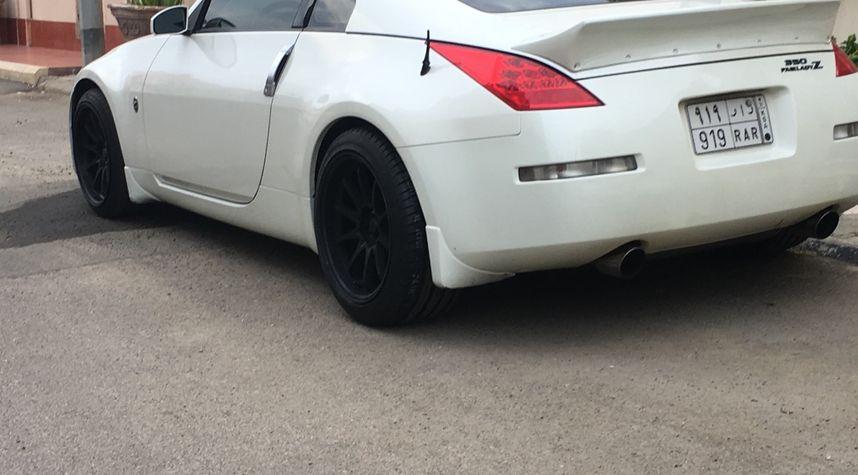 Main photo of Kenanah Shaiban's 2008 Nissan 350Z