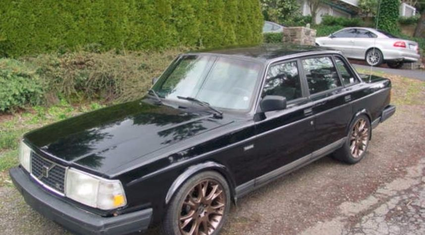 Main photo of Harald Heldt's 1991 Volvo 240