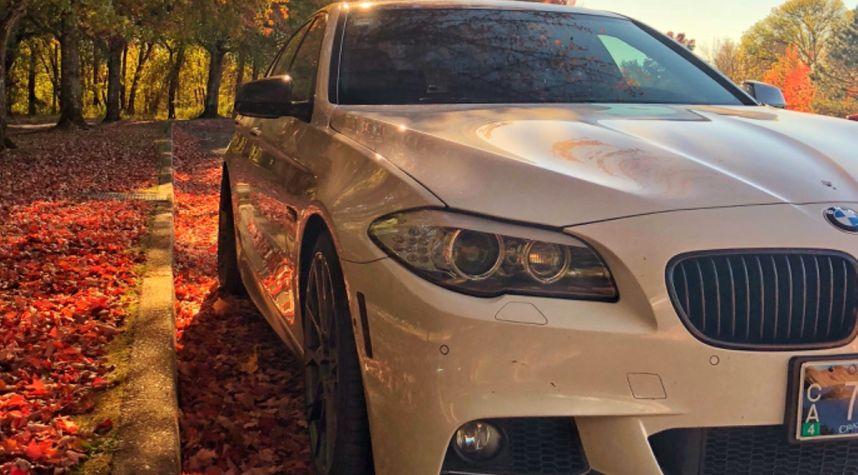 Main photo of Rico H's 2013 BMW 5 Series