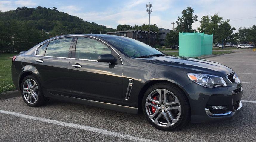 Main photo of JP Kinerk's 2017 Chevrolet SS