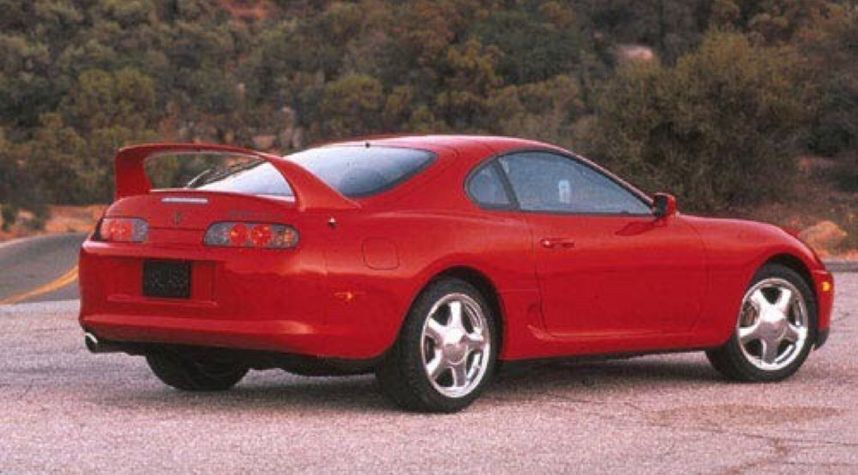 Main photo of George Proffitt's 1998 Toyota Supra