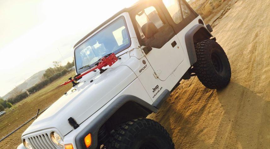 Main photo of Chase Doty's 2004 Jeep Wrangler