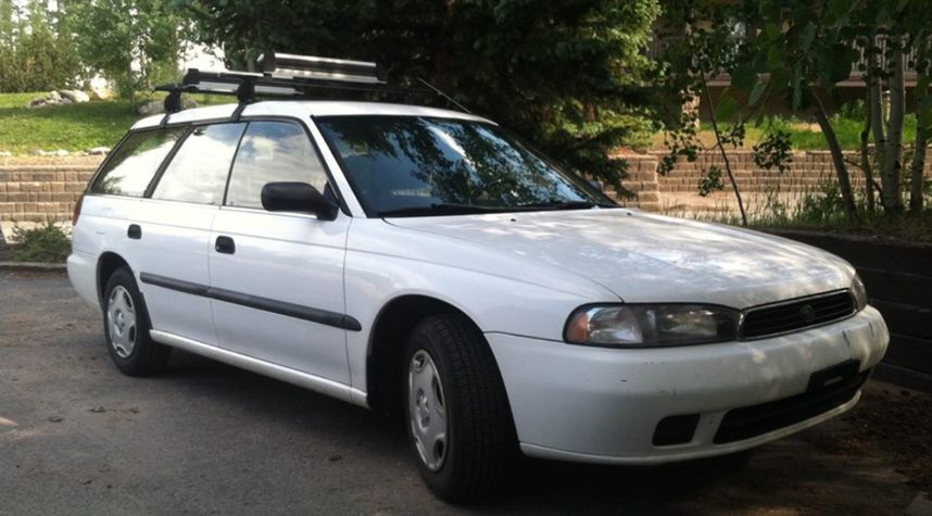 Main photo of Fastass Faircloth's 1996 Subaru Legacy