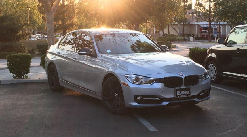 Main photo of Bob Smith's 2015 BMW 3_Series