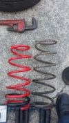 Thumbnail of GF210 Lowering Springs