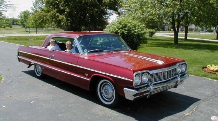 Main photo of Ed Stoner's 1964 Chevrolet Impala