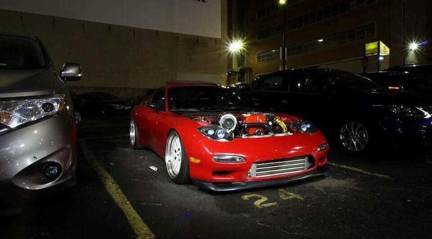 Main photo of Kyle K's 1993 Mazda RX-7
