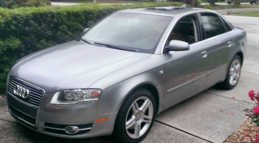 Main photo of Chris Anderson's 2007 Audi A4