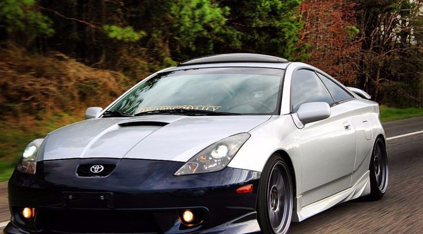 Main photo of Alex Pathammavong's 2000 Toyota Celica