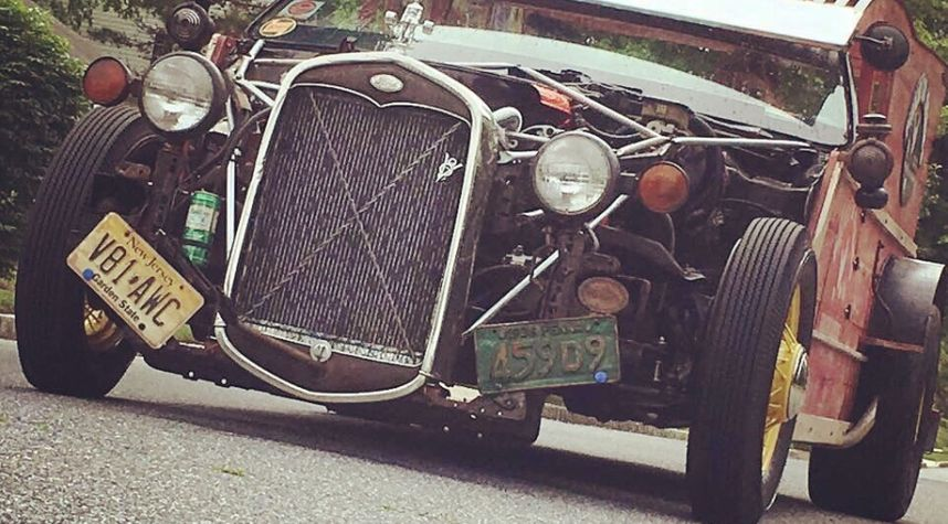 Main photo of Malcolm Matheson's 1923 Ford Model T