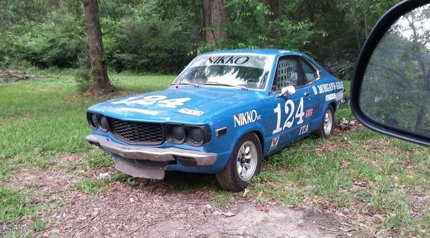 Main photo of Ryan Gilmore's 1973 Mazda RX-3