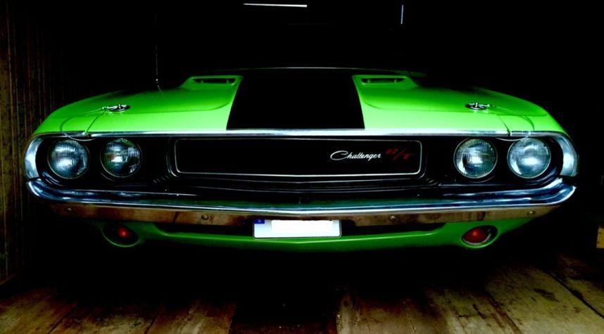 Main photo of Morgan Engwall's 1970 Dodge Challenger