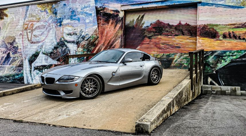 Main photo of Jordon Hamel's 2007 BMW Z4