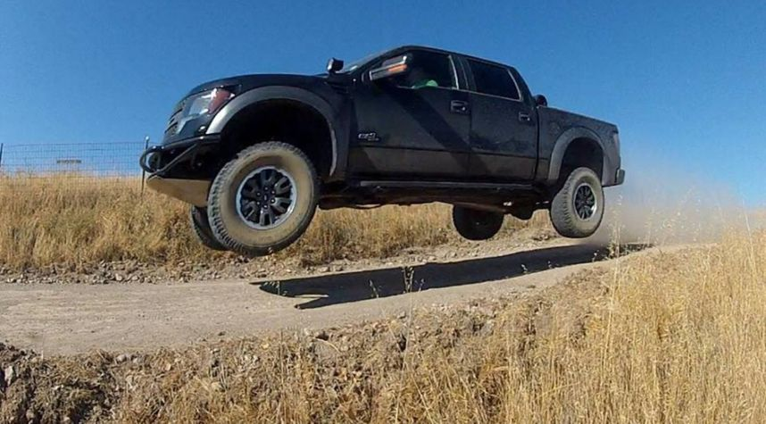 Main photo of Paul Quijalvo's 2011 Ford F-150 SVT Raptor
