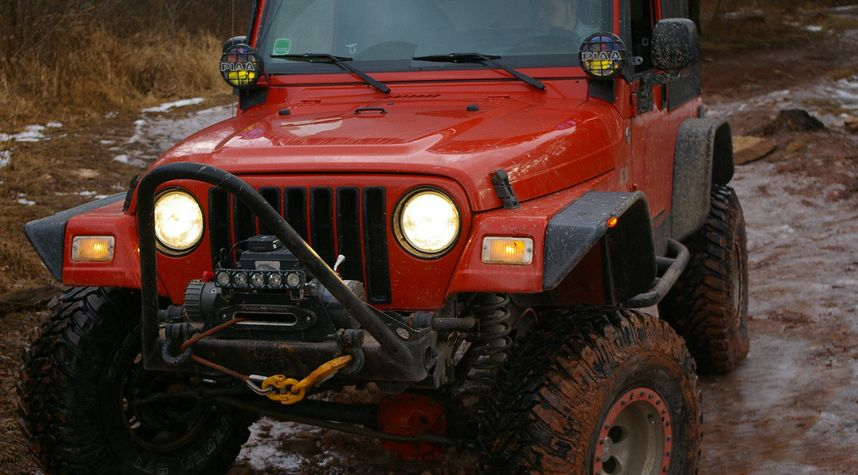 Main photo of Jake Komar's 2005 Jeep Wrangler