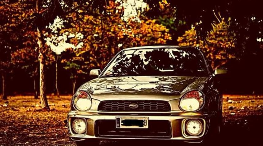 Main photo of Francois Dupin's 2001 Subaru Impreza