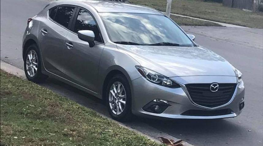 Main photo of Trent Morrison's 2015 Mazda Mazda3