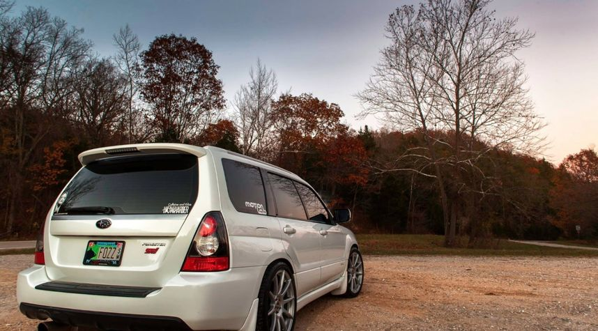 Main photo of Frank Volrath's 2008 Subaru Forester